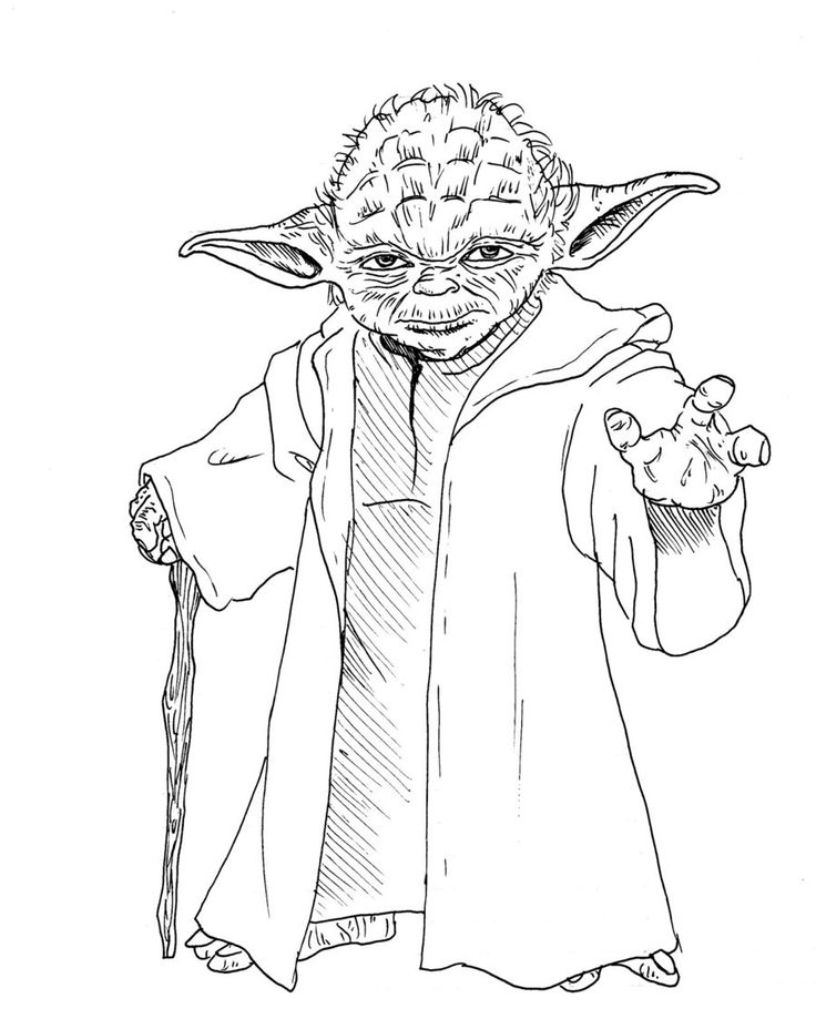 yoda colouring pages baby yoda coloring pages for kids visual arts ideas colouring yoda pages