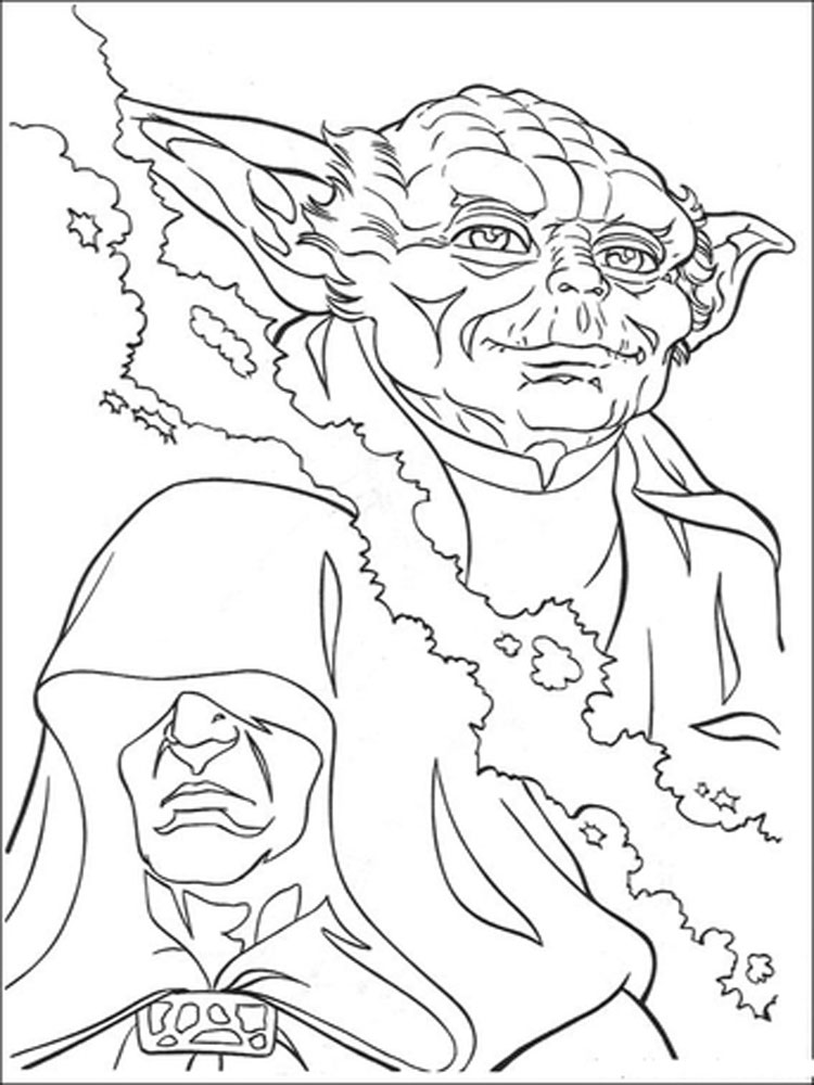 yoda colouring pages coloring pages baby yoda the mandalorian and baby yoda colouring yoda pages