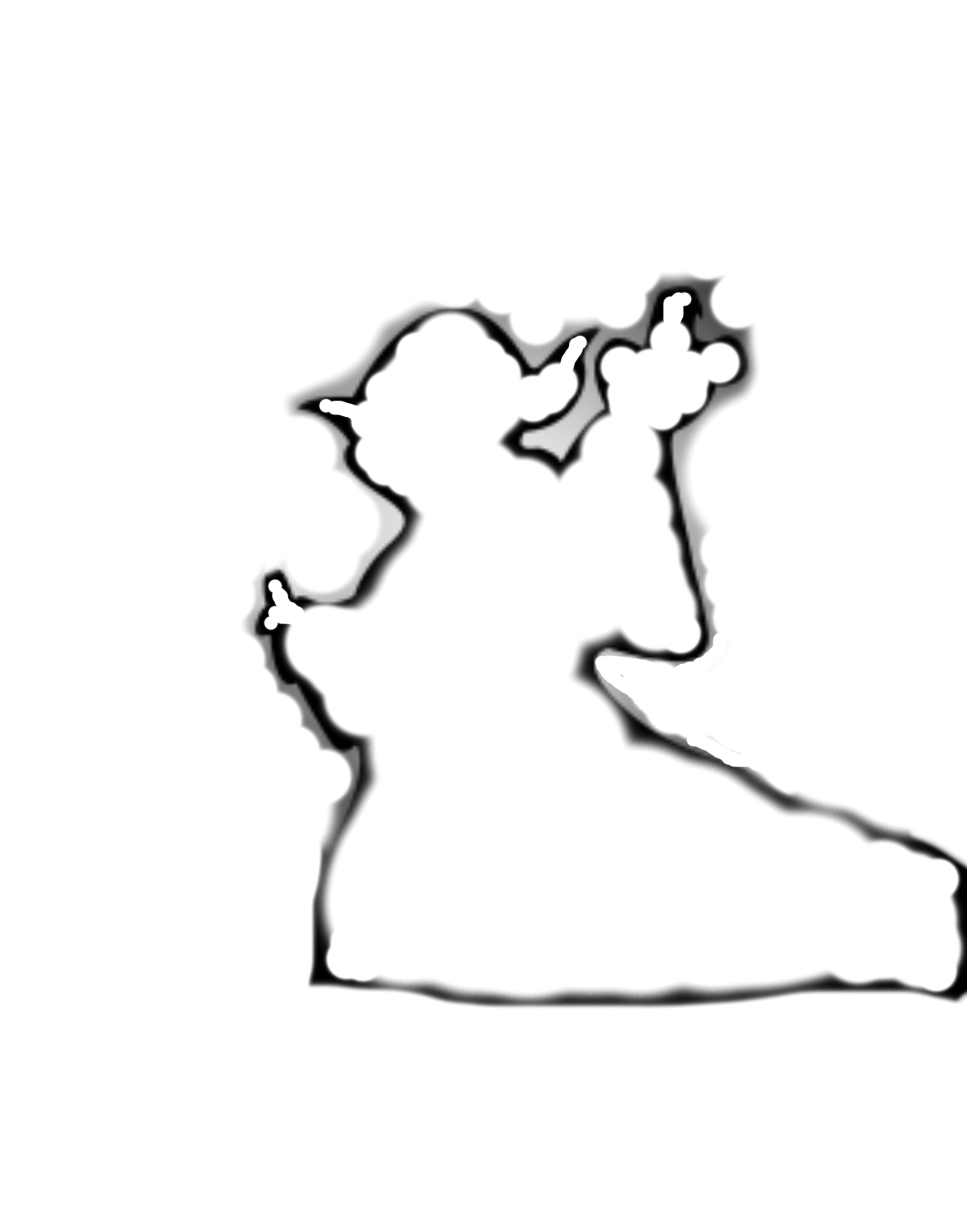 yoda outline drawing yoda outline star wars clipart free outline yoda