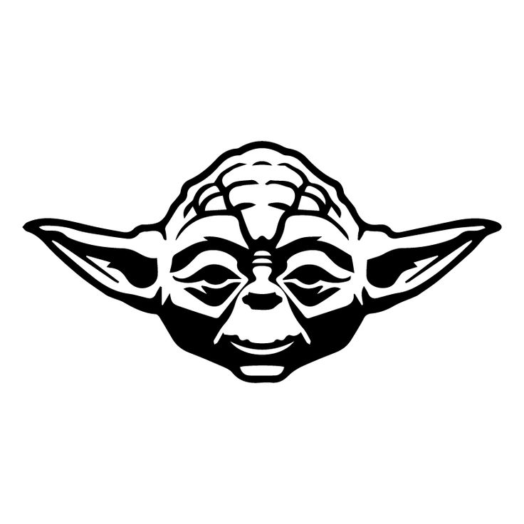 yoda outline super simple custom star wars t shirts eclectic momsense outline yoda