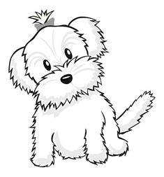 yorkie puppy coloring pages uncolored quotprize paint bookquot 3416 merrill 1940 4131 yorkie puppy pages coloring