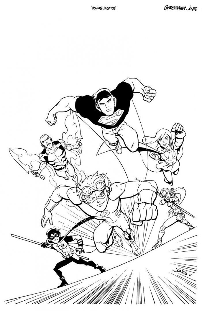 young justice colouring pages young justice lineart by lychi on deviantart notice how colouring justice young pages