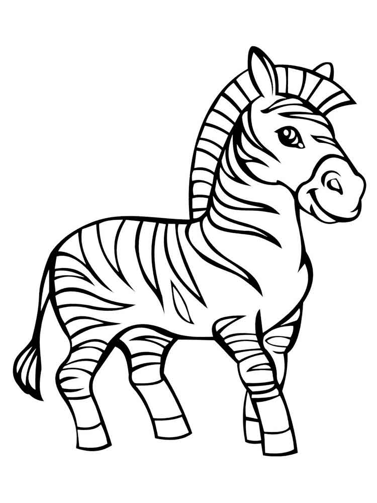 zebra colouring pages to print zebra coloring pages free printable kids coloring pages pages print to colouring zebra