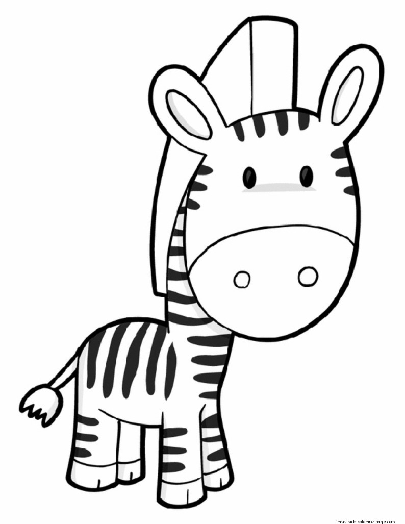 zebra colouring pages to print zebra coloring pages free printable kids coloring pages zebra print to colouring pages