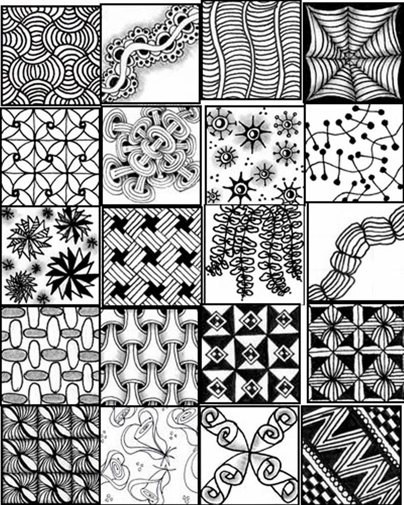 zentangle printables free printable zentangle coloring pages for adults free printables zentangle