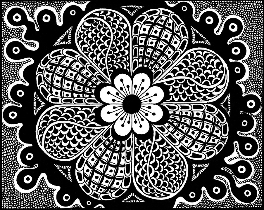 zentangle printables free printable zentangle coloring pages for adults zentangle printables