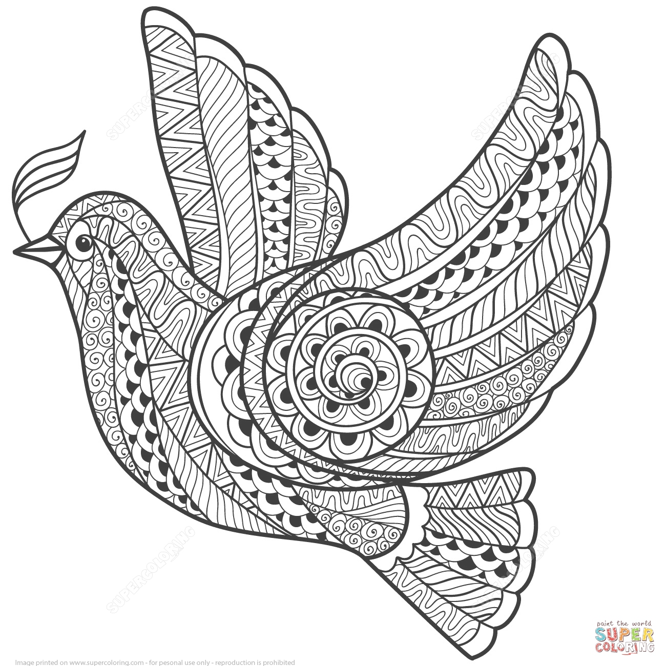 zentangle printables zentangle animal coloring pages at getcoloringscom free printables zentangle 1 1