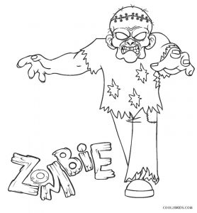zombie coloring page zombie coloring page page zombie coloring