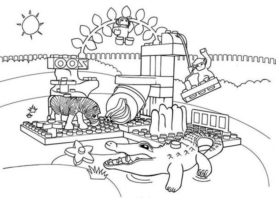 zoo coloring picture 20 free printable zoo coloring pages everfreecoloringcom coloring picture zoo