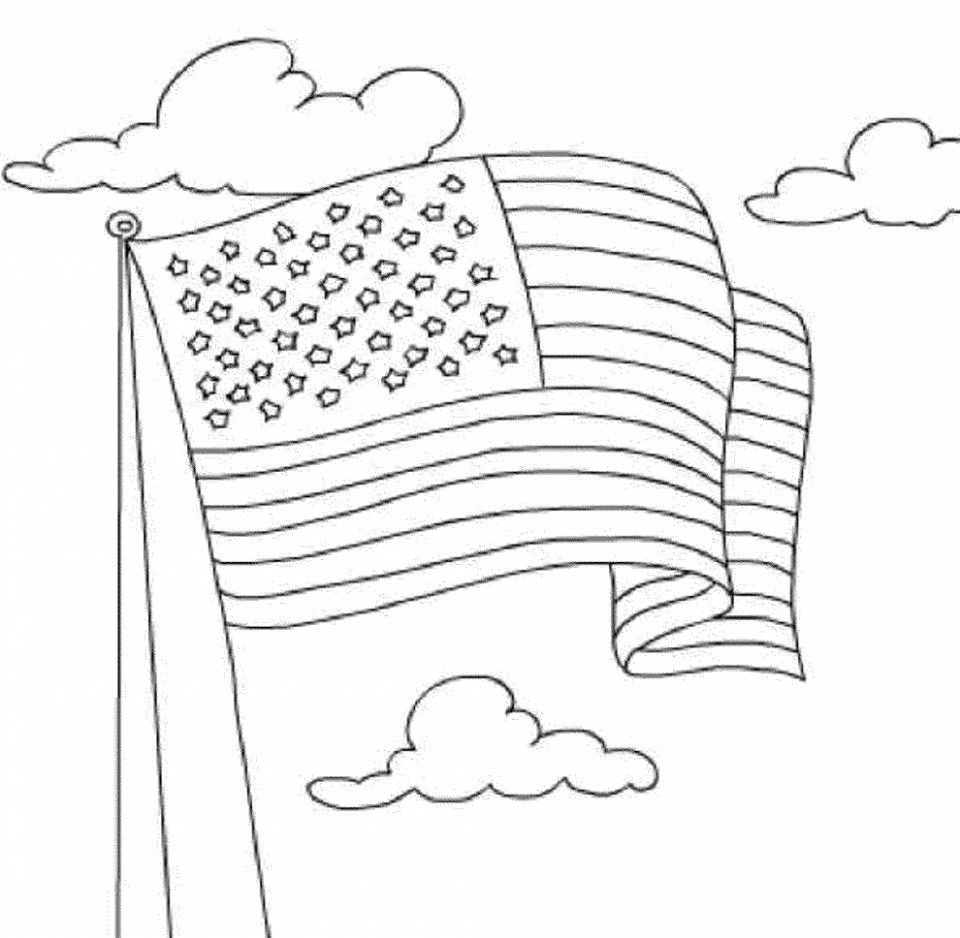 america coloring pages american flag coloring page for preschool at getcolorings pages america coloring