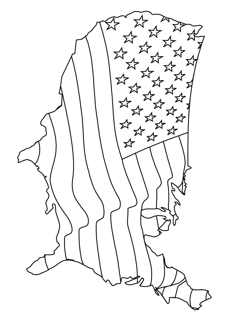 america coloring pages american flag coloring pages you can print on the site america coloring pages