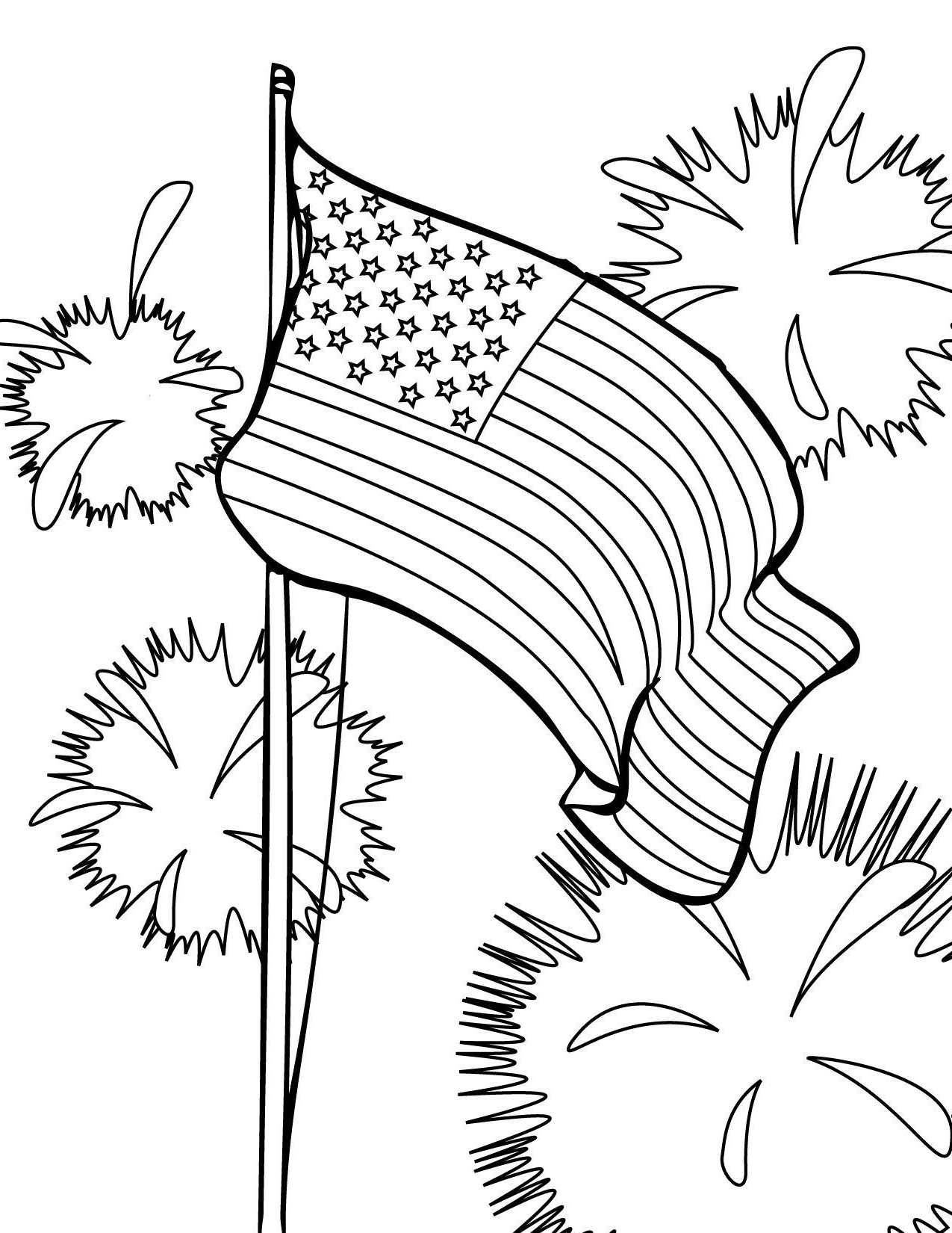 america coloring pages the united states of america flag coloring page crayolacom coloring america pages
