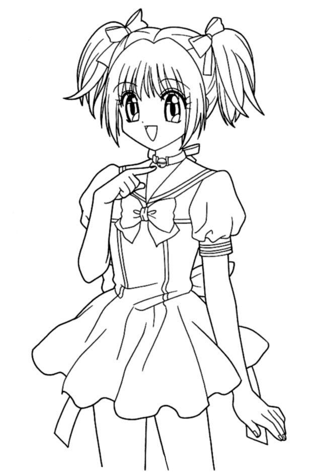 anime colour in free anime girl coloring page free printable coloring in colour anime