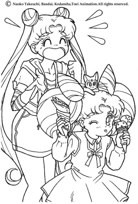anime colour in picture of princess anime coloring page coloring sky anime in colour
