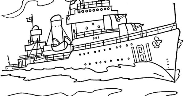 army ship coloring pages military battleship destroyer pages coloring pages army coloring ship pages