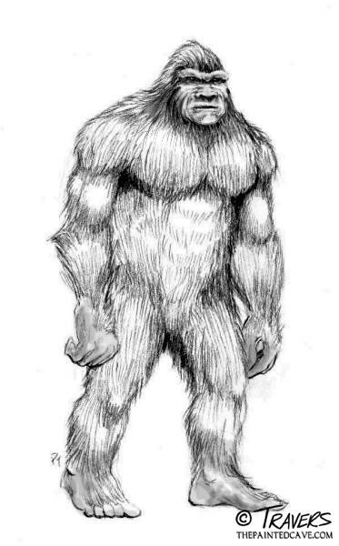 bigfoot coloring pages how to draw bigfoot fortnite season 9 draw it cute bigfoot pages coloring