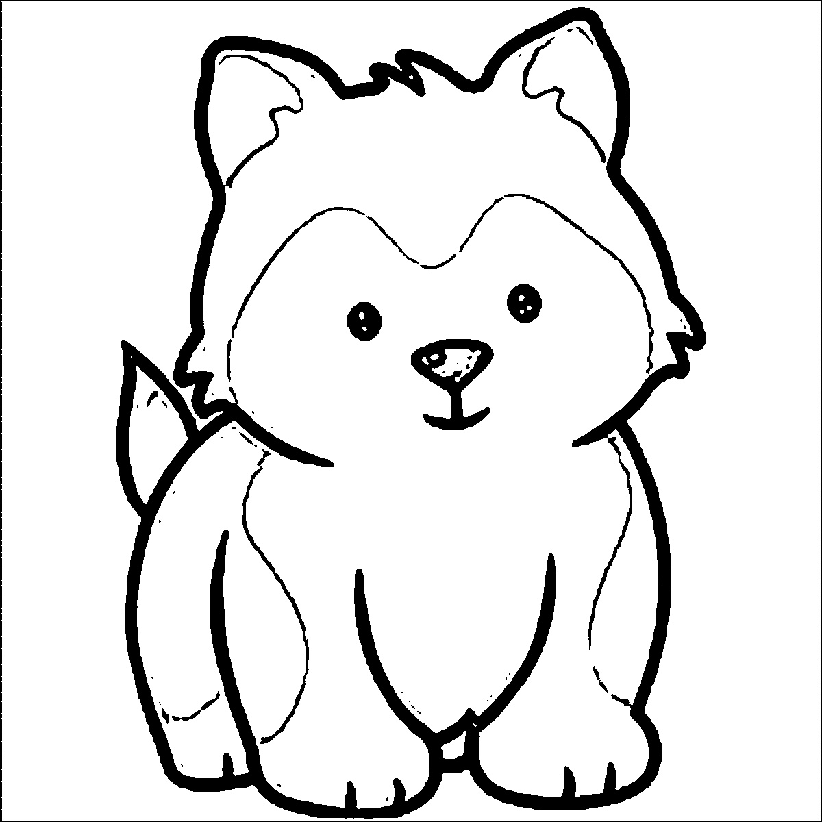 colour in pictures of dogs free printable puppies coloring pages for kids dogs pictures colour in of