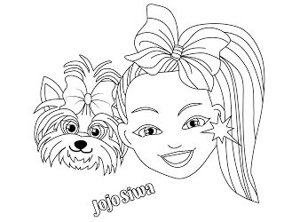 cute jojo siwa coloring pages coloring pages jojo siwa download and print for free siwa jojo cute coloring pages
