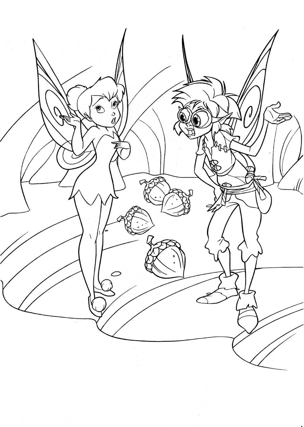 fairies coloring pages disney fairy coloring pages pages fairies coloring
