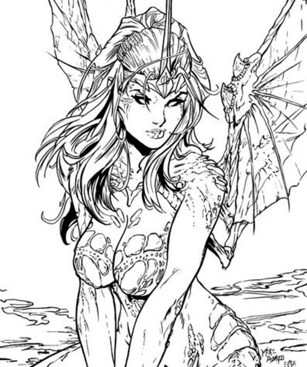 fairies coloring pages fairy coloring pages and books hubpages pages coloring fairies
