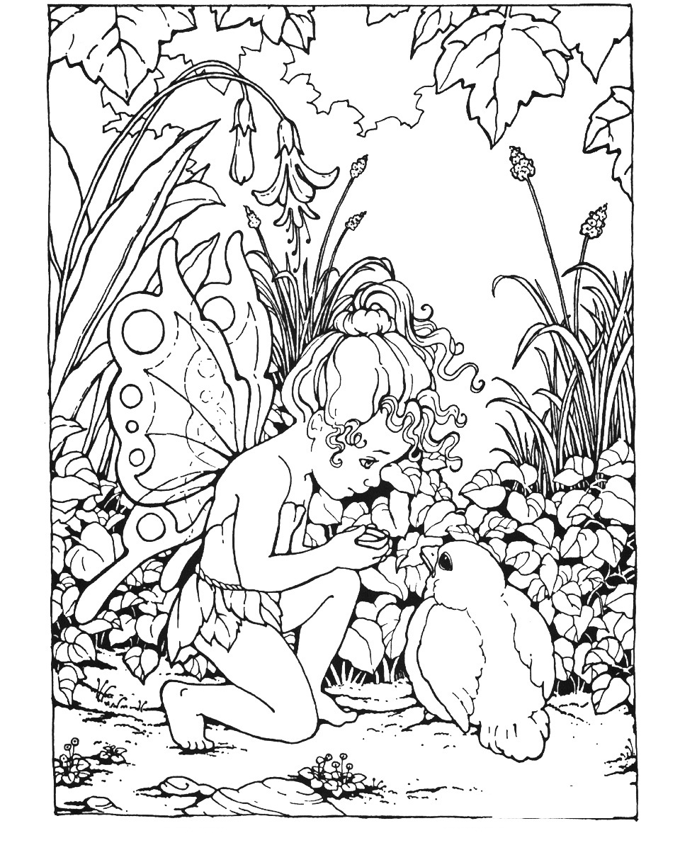 fairies coloring pages fairy coloring pages for adults coloring page base coloring fairies pages