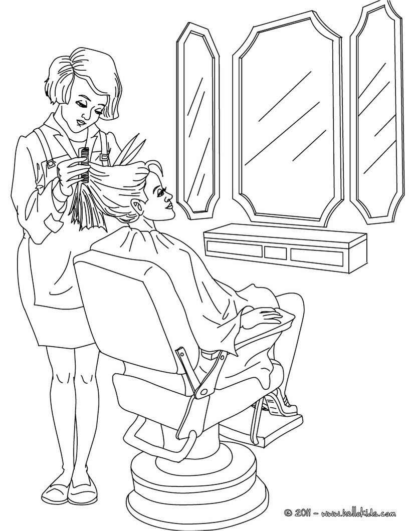 go green coloring sheets go green and color this hairdresser coloring page amazing coloring green go sheets