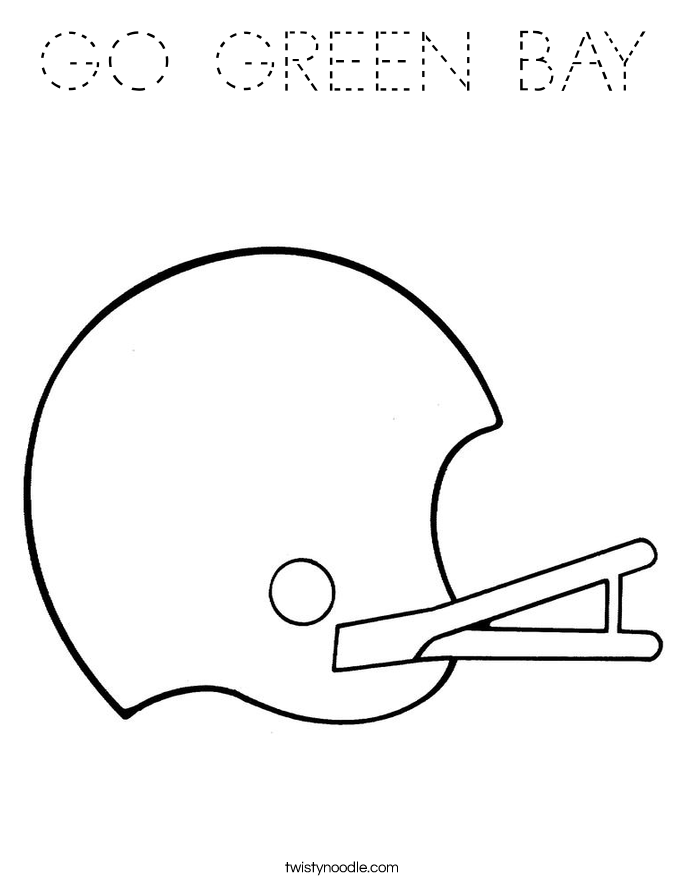 go green coloring sheets go green bay coloring page tracing twisty noodle coloring go green sheets