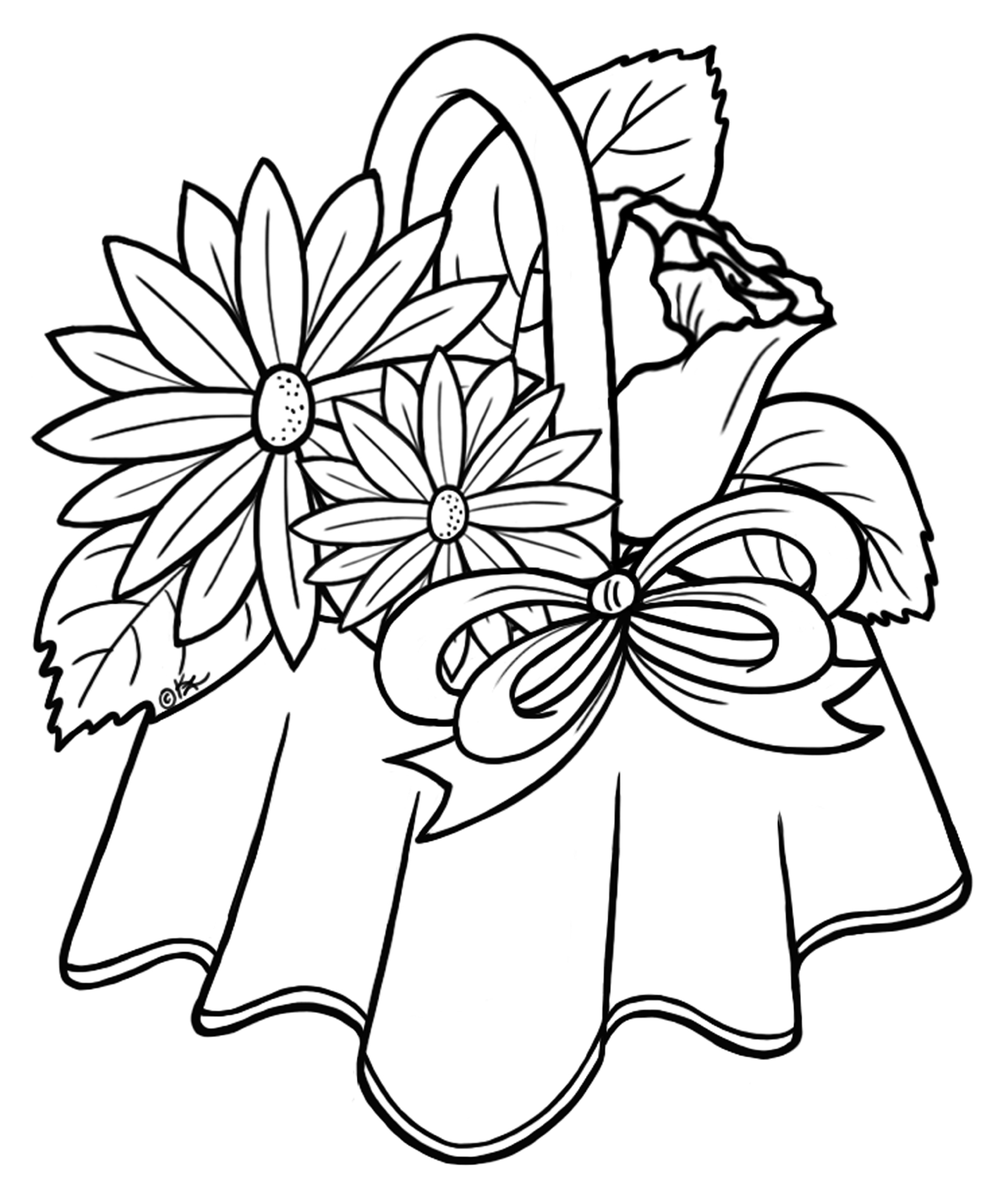 how to draw bouquet of flowers how to draw a bouquet of flowers step by step drawing flowers of draw how bouquet to