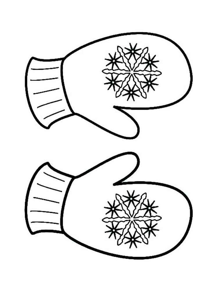mitten coloring pages mittens coloring pages free printable mittens coloring pages coloring pages mitten 1 1
