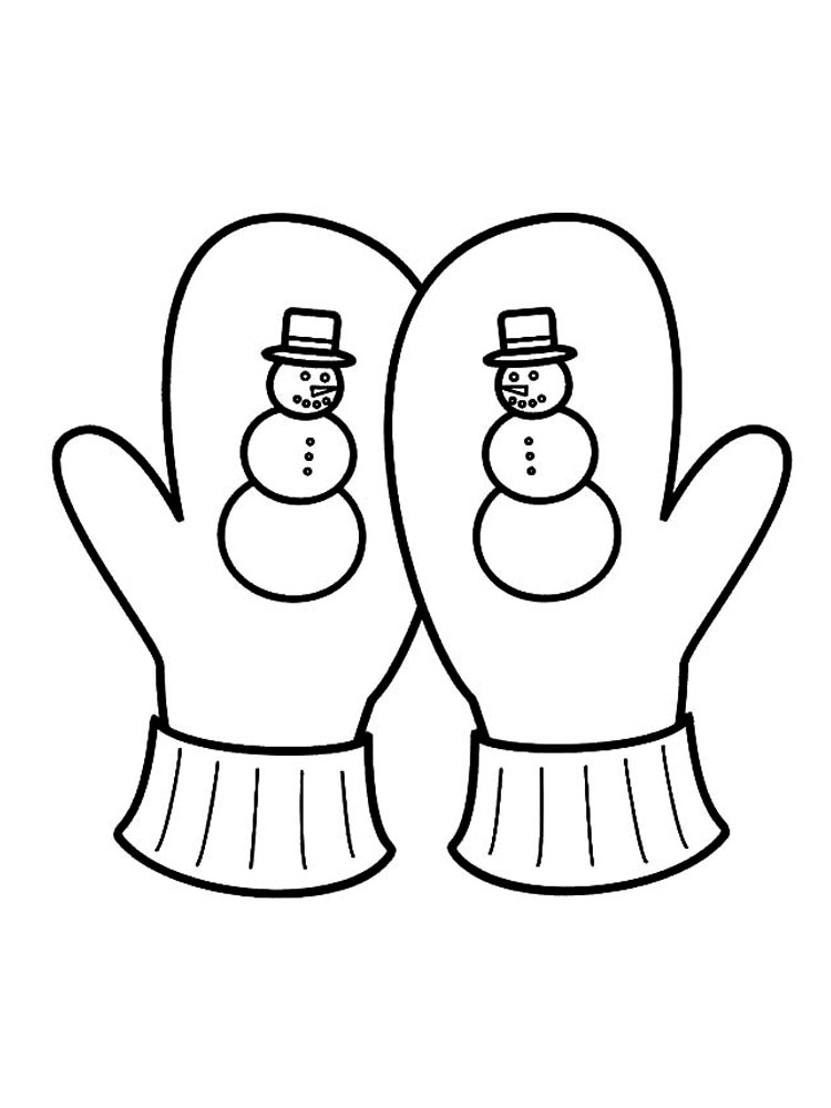 mitten coloring pages mittens coloring pages free printable mittens coloring pages mitten coloring pages