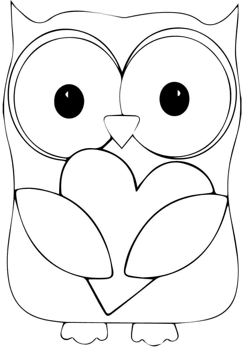 owl print out coloring pages owl coloring pages for adults free detailed owl coloring pages out print owl coloring