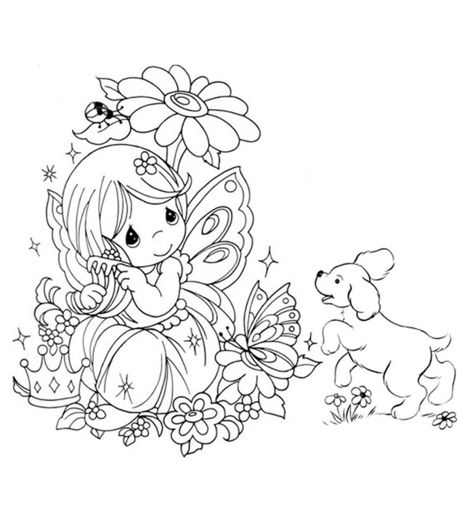 realistic printable fairy coloring pages enchanted designs fairy mermaid blog free fairy pages coloring printable fairy realistic