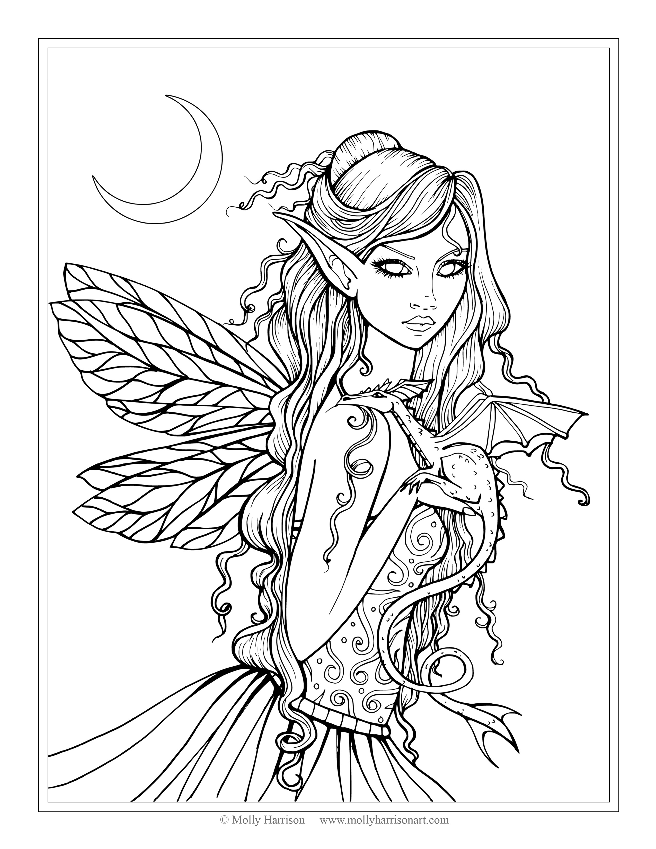 realistic printable fairy coloring pages fairy coloring pages pages printable fairy coloring realistic