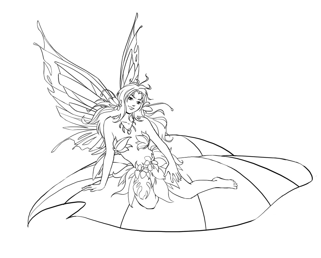 realistic printable fairy coloring pages fairy printable coloring pages free coloring pages realistic pages coloring fairy printable