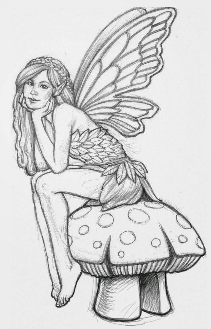 realistic printable fairy coloring pages how to draw realistic fairies draw a realistic fairy by fairy pages printable realistic coloring
