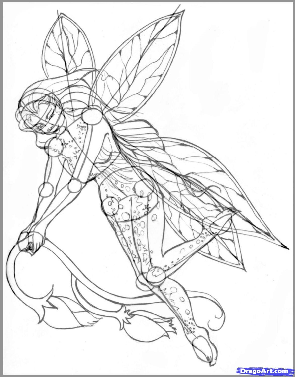 realistic printable fairy coloring pages realistic fairy coloring page coloring sheets pages coloring fairy realistic printable