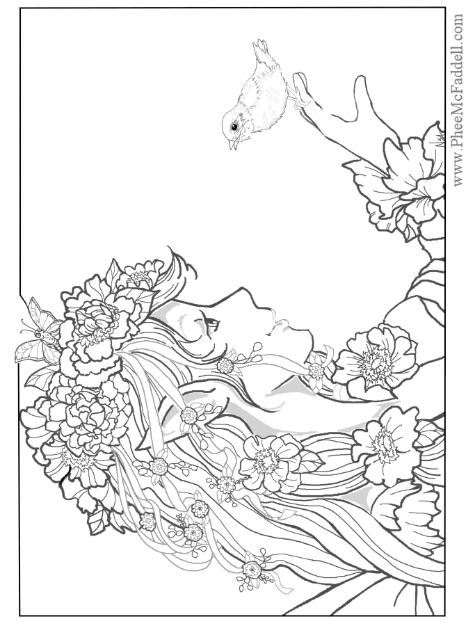 realistic printable fairy coloring pages top 25 free printable beautiful fairy coloring pages online realistic coloring pages printable fairy