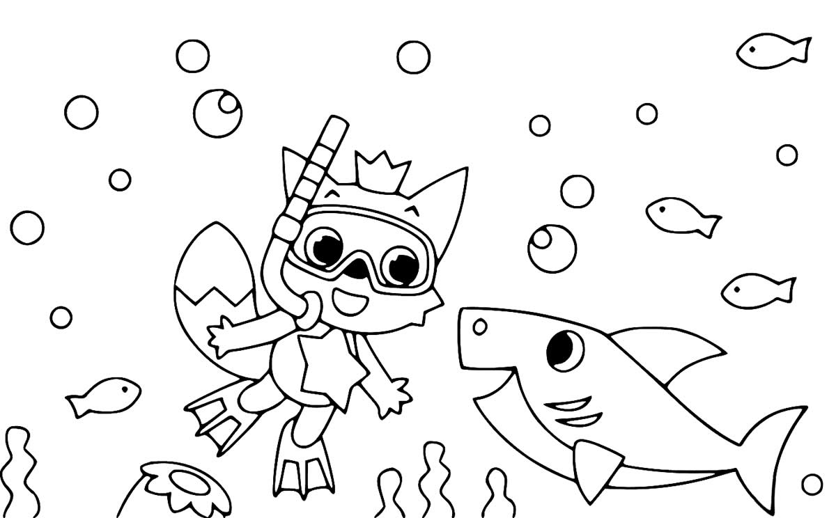shark coloring pictures to print great white shark endangered animal coloring page woo to print pictures coloring shark
