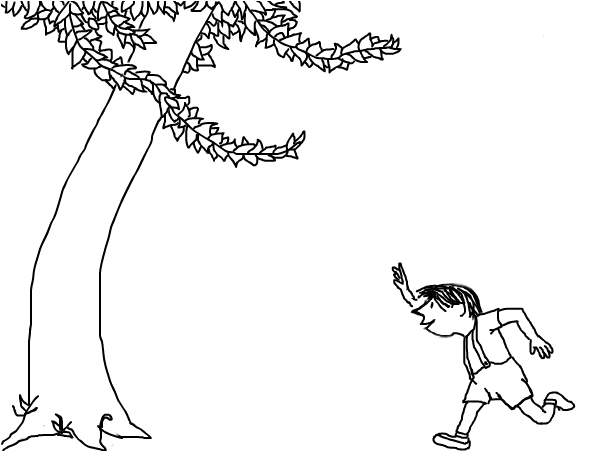 the giving tree coloring page quotthe giving treequot by shel silverstein the images in this page the coloring tree giving