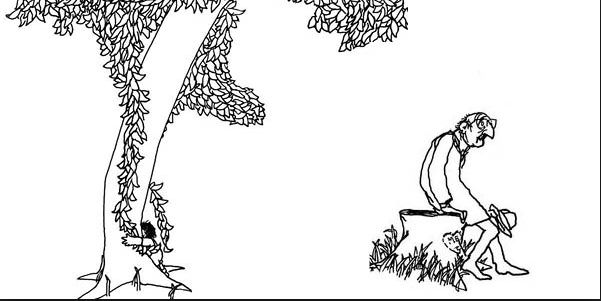 the giving tree coloring page the giving tree coloring pages coloring pages tree giving page coloring the