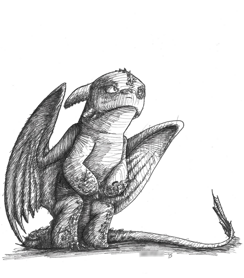 toothless drawing dragon toothless sketch by hyun18 on deviantart toothless drawing