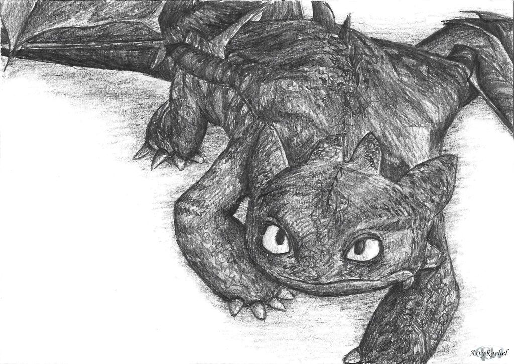 toothless drawing toothless is cute by hasanti on deviantart toothless drawing
