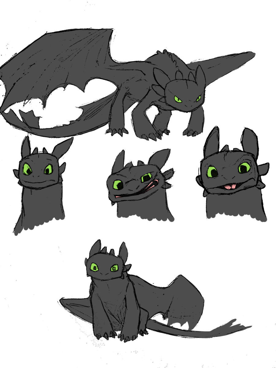 toothless drawing toothless sketch by lunarbluewolf on deviantart drawing toothless