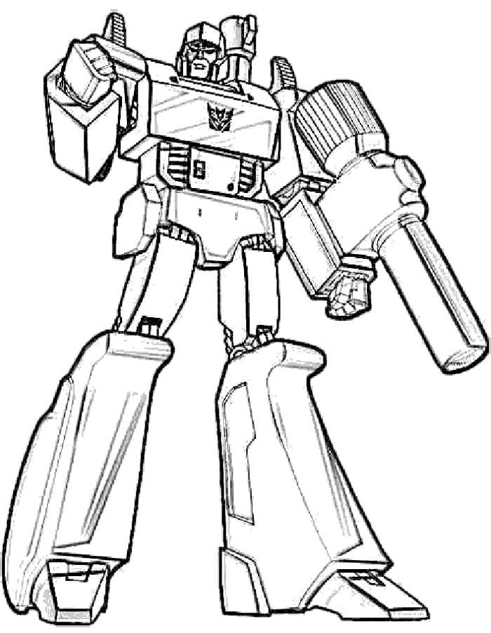 transformer megatron coloring pages megatron coloring pages free large images megatron coloring pages transformer