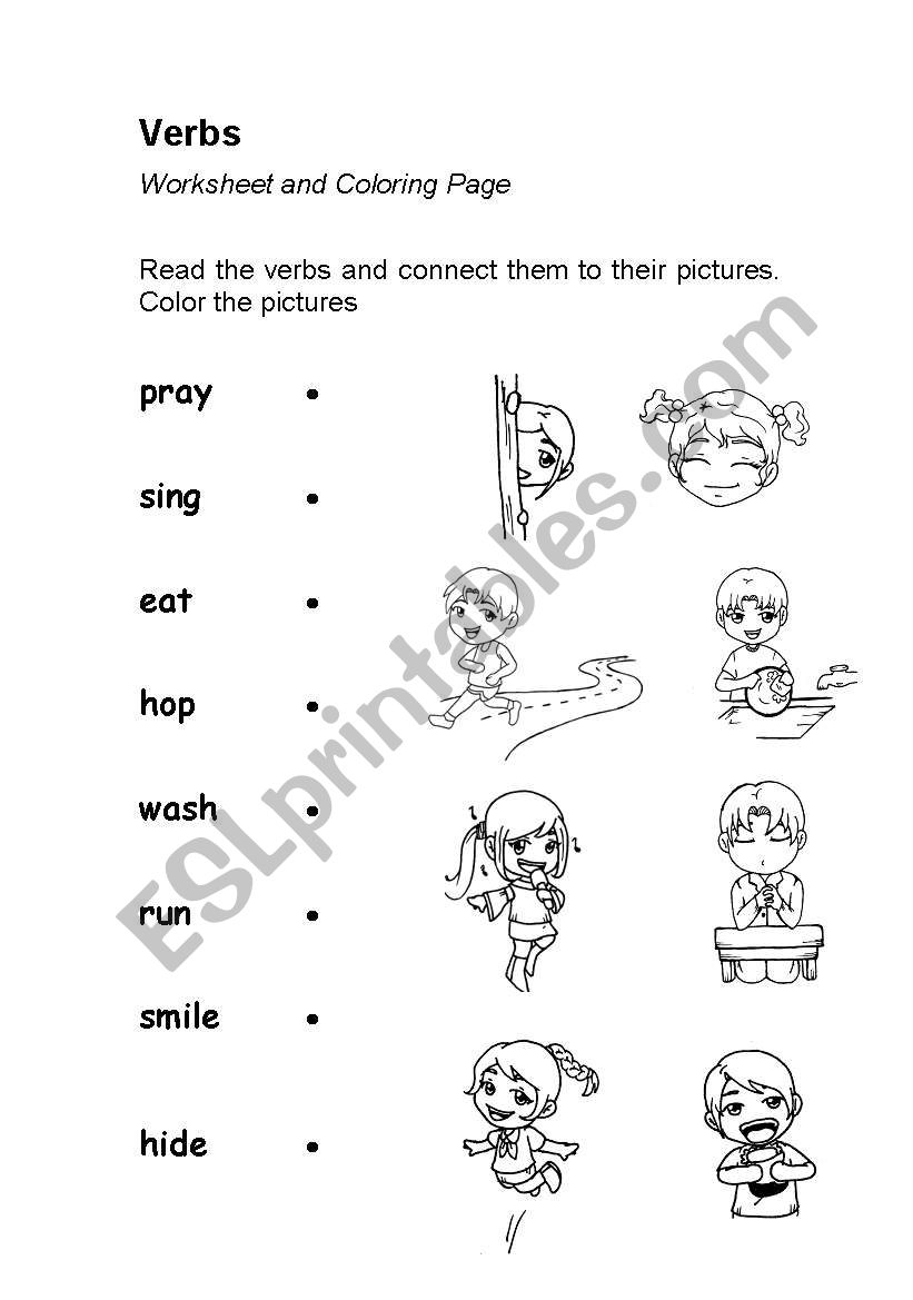 verb coloring worksheets thanksgiving color by verb tense sheets by la profe plotts coloring verb worksheets