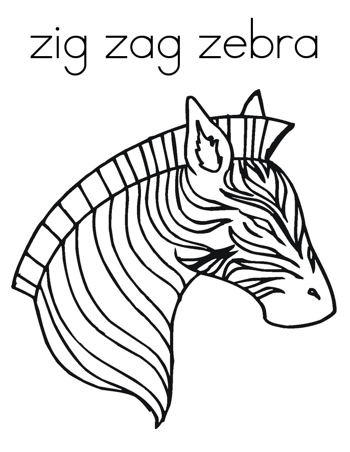 zebra face coloring page baby zebra coloring pages getcoloringpagescom face zebra page coloring