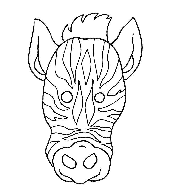 zebra face coloring page jacob coloring pages at getcoloringscom free printable zebra page face coloring