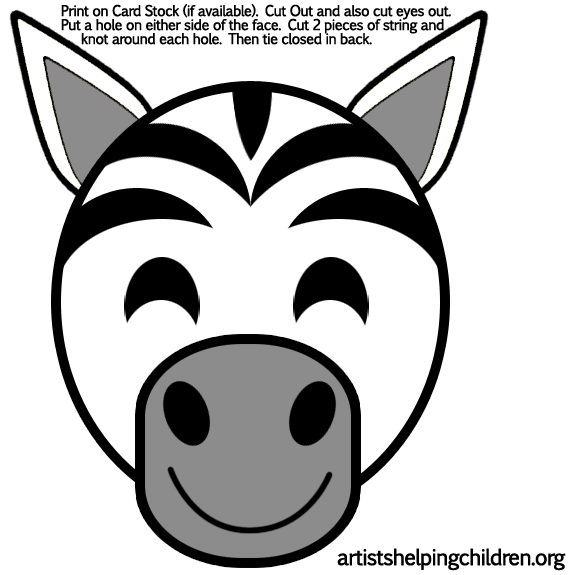 zebra face coloring page zebra coloring pages coloring pages to download and print coloring zebra face page